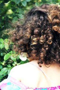 Poppet's curls